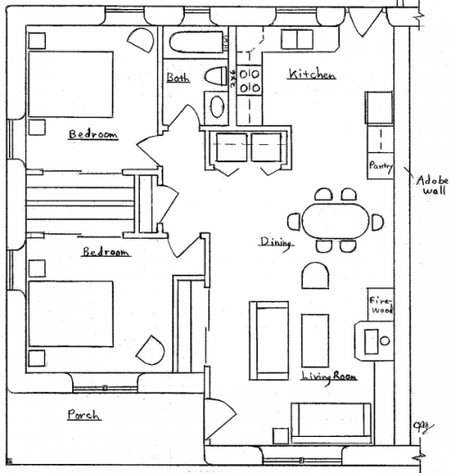 Simple Duplex Plans Omahdesigns Net