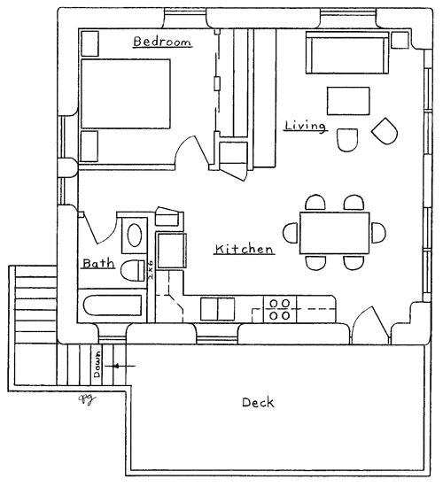 Apartment Above Barn Floor Plan Joy Studio Design