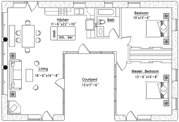 Floor plan owens philosophy
